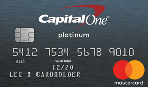 Starter Credit Cards with No deposit