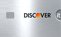 Discover It – Secured Cards