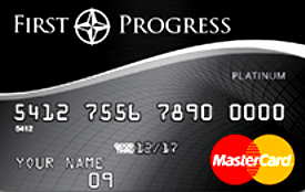 First Progress – Platinum Select Master Cards Secured Credit Card