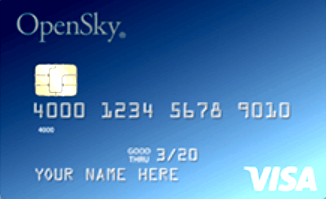 OpenSky – Secured Visa Card