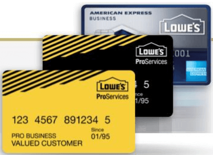 lowes credit card phone number