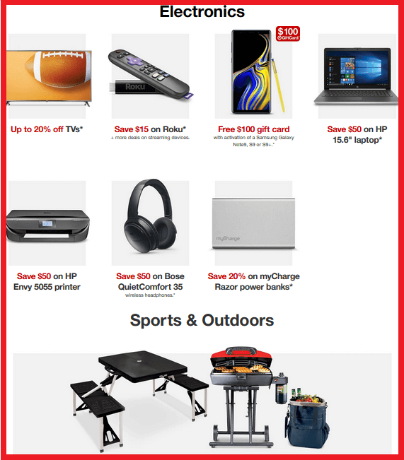 targetcom special offers and promotions