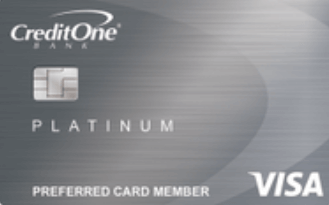 Credit One Bank credit card